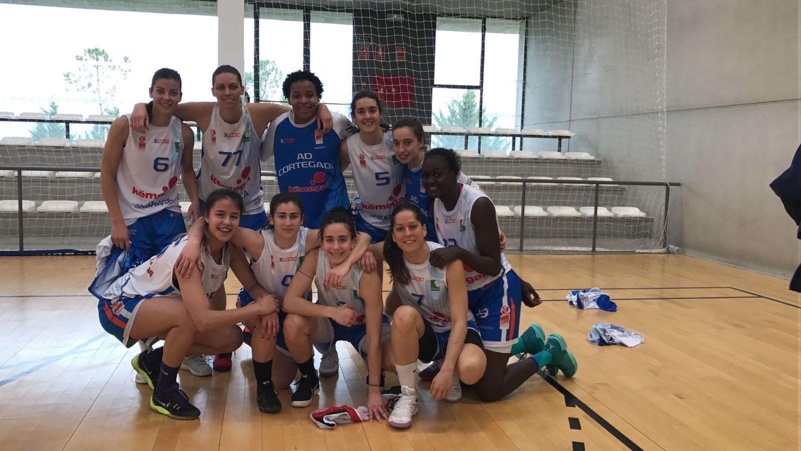 Un serio Kemegal- Cortegada gana en la cancha del Valladolid 45-62